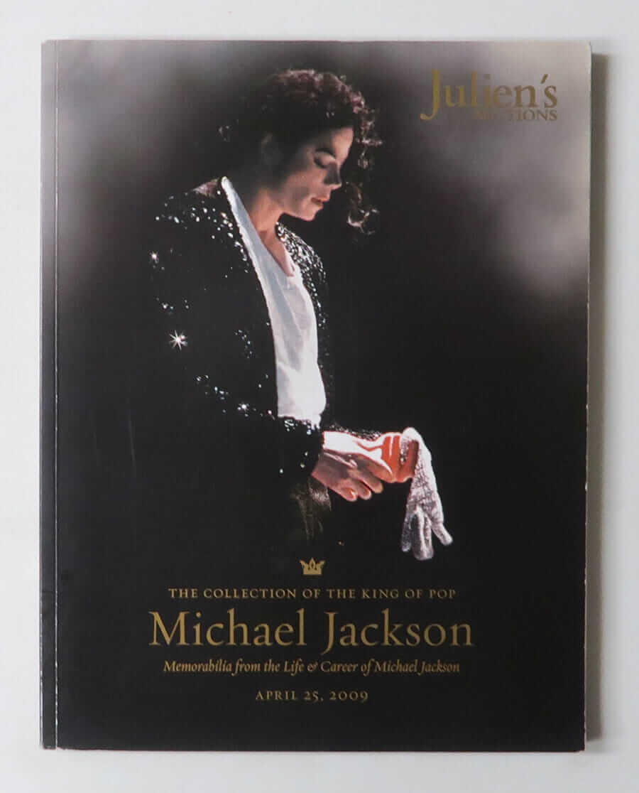 The Collection of the King of Pop Michael Jackson. Memorabilia From the Life and Career of Michael Jackson