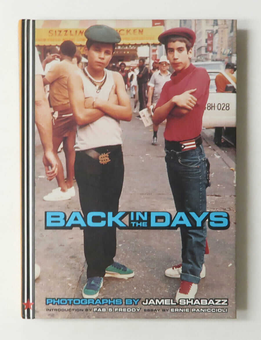 Back in the Days | Jamel Shabazz