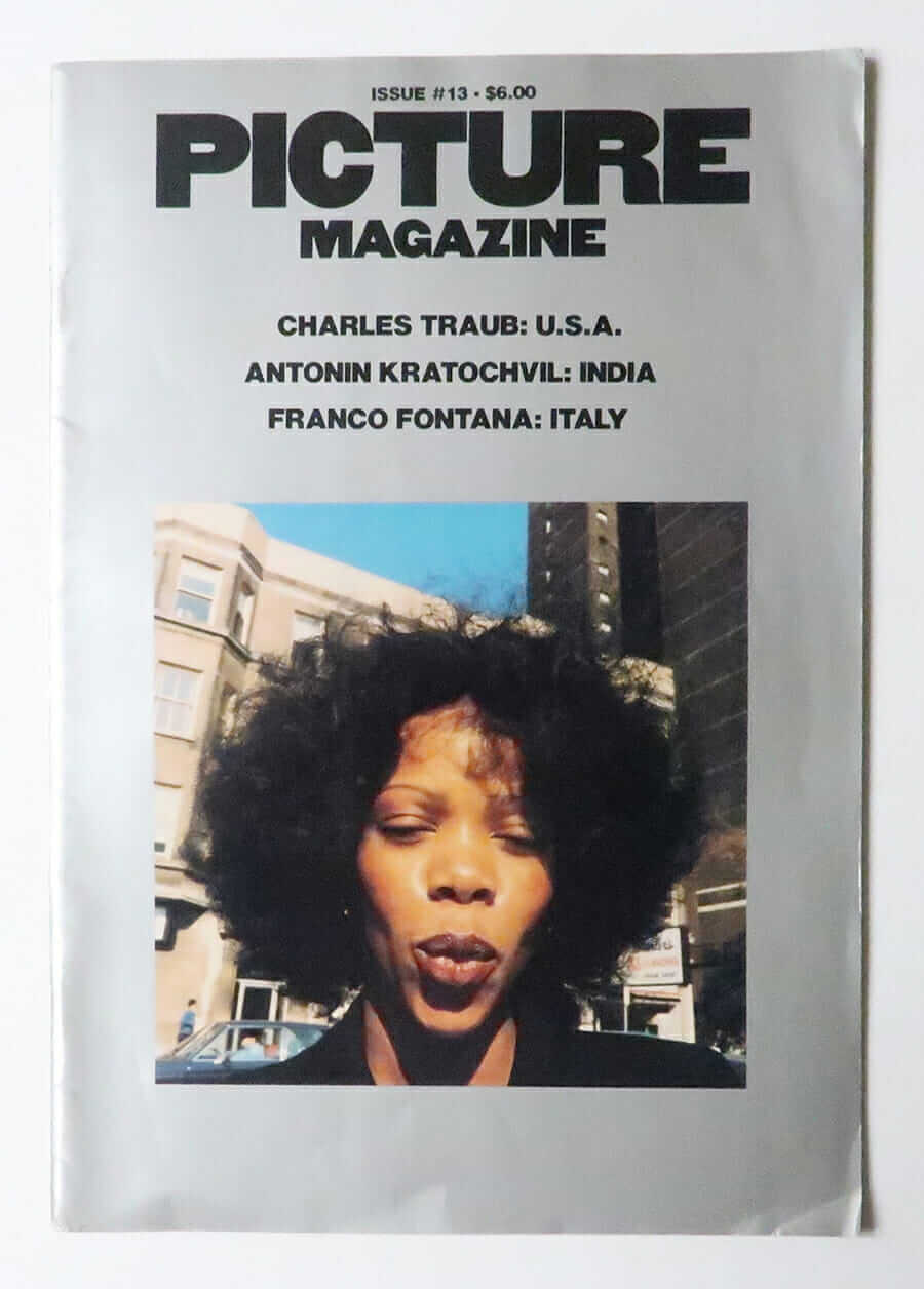 Picture Magazine Issue #13 Aug/Sep 1979 Cover: Charles Traub