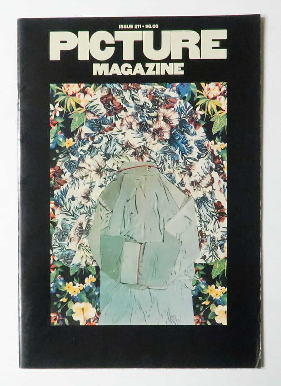 Picture Magazine Issue #11 Apr/May 1979 Cover: Harry Bowers