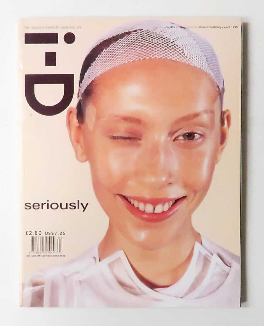 i-D The Serious Fashion Issue No.185 April 1999