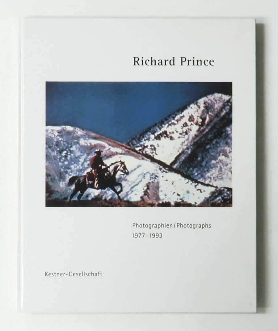 Photographien/Photographs 1977-1993 | Richard Prince