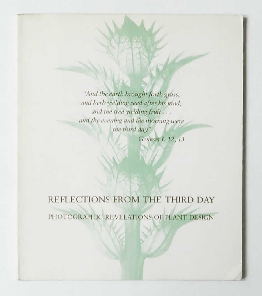 Reflections from the Third Day: Photographic Revelations of Plant Design