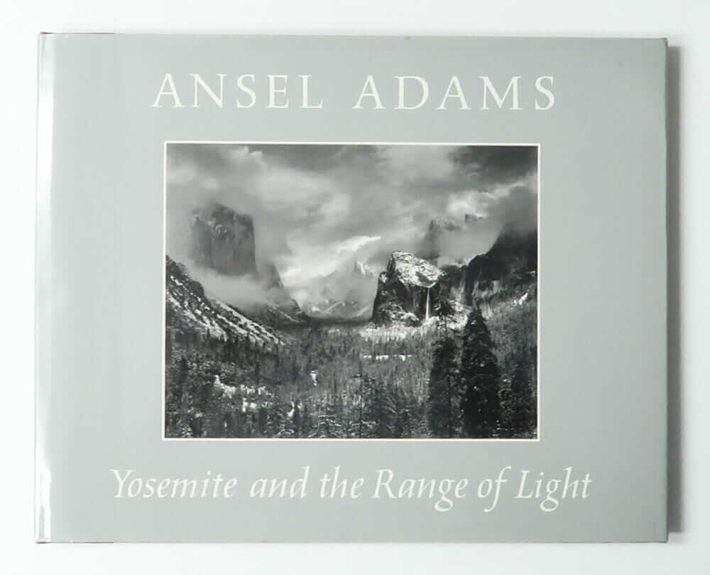 Ansel Adams: Yosemite and the Range of Light