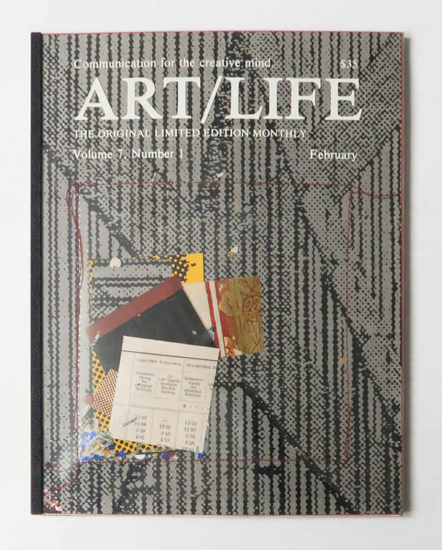 ART/LIFE: Communication for the creative mind. Volume 7, Number 1 February 1987