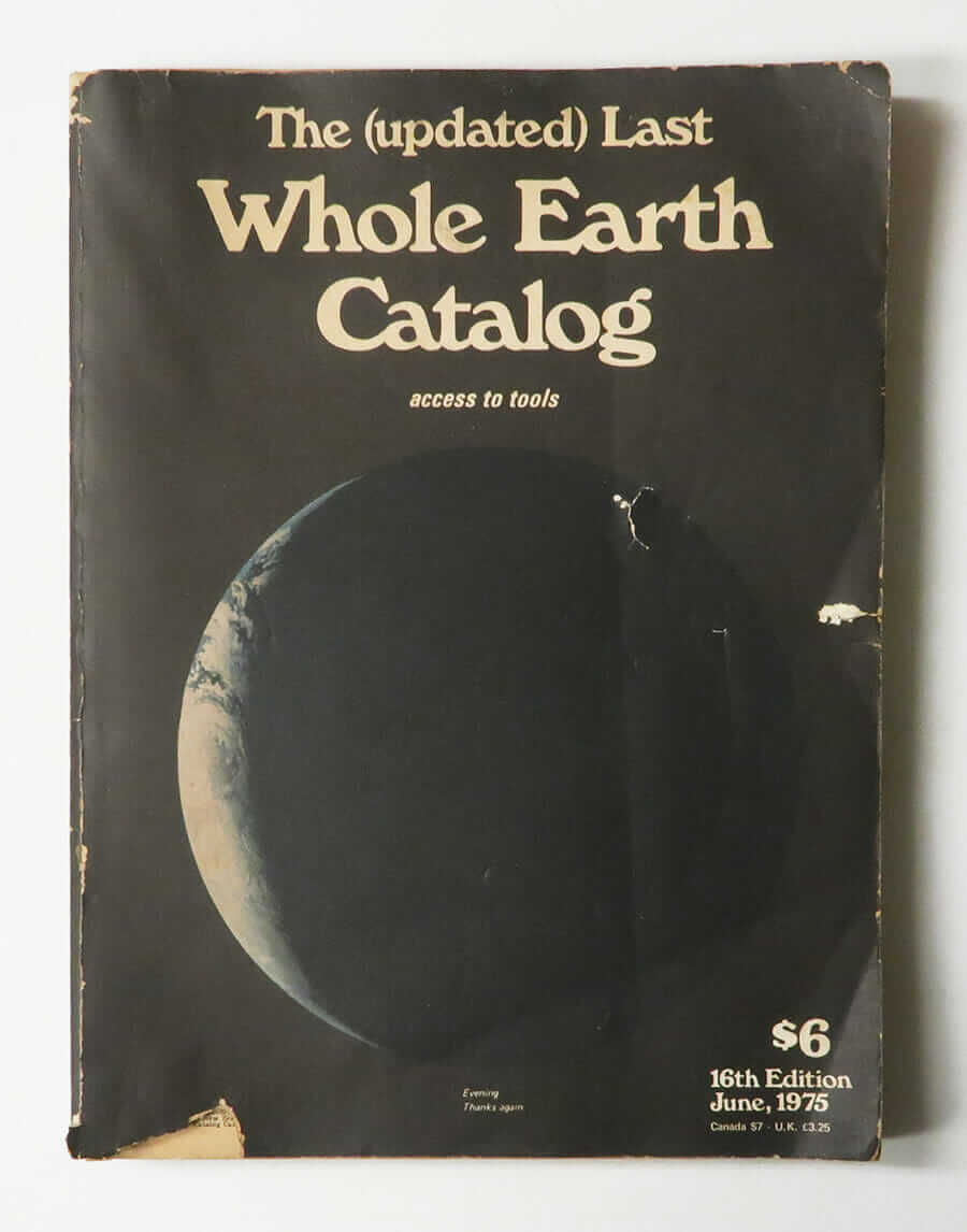 The (updated) Last Whole Earth Catalog: access to tools