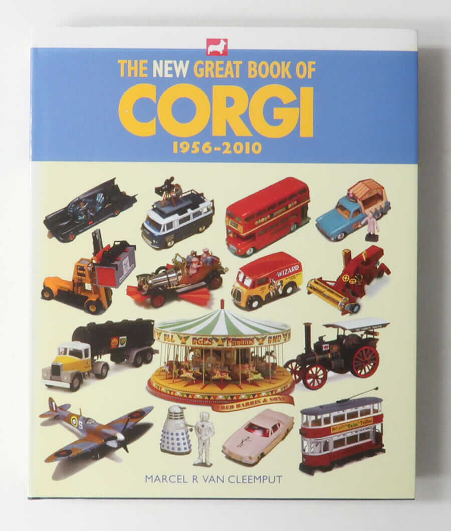 The New Great Book of CORGI 1956-2010 (revised/reissued)