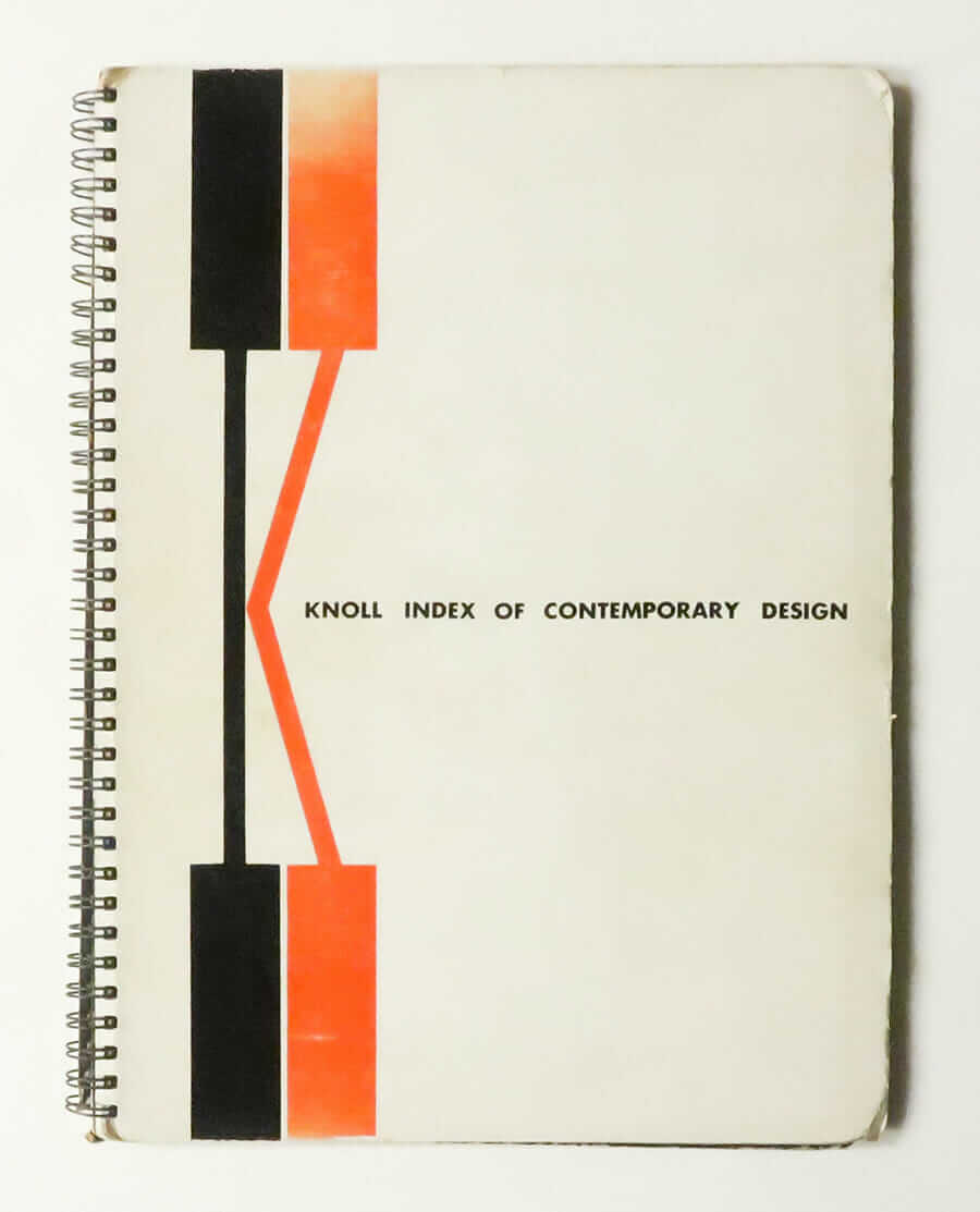 Knoll Index of Contemporary Design