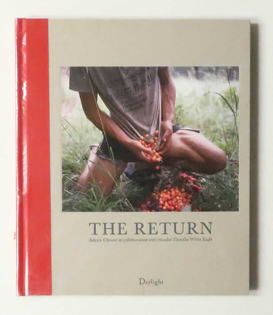 The Return: Adrain Chesser in collaboration with ritualist Timothy White Eagle