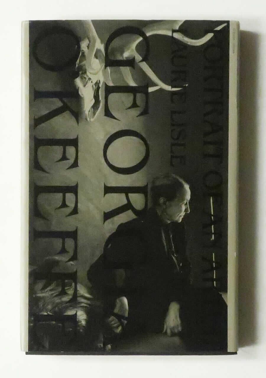 ジョージア・オキーフ 崇高なるアメリカ精神の肖像