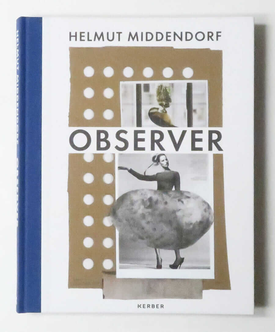 Observer: Collages & Drawings | Helmut Middendorf