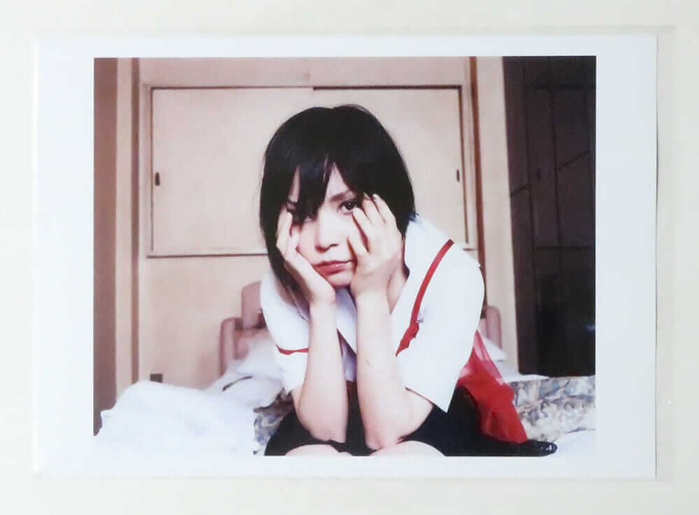 ヒートアップ現象 (2008) 「やっぱ月帰るわ、私。」より インベカヲリ