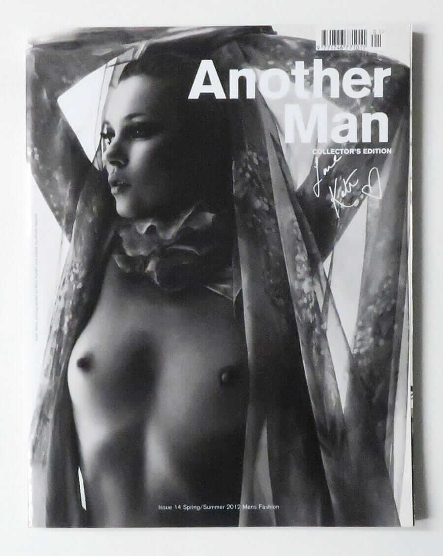 Another Man Collector's Edition Issue 14 Spring/Summer 2012 Mens Fashion
