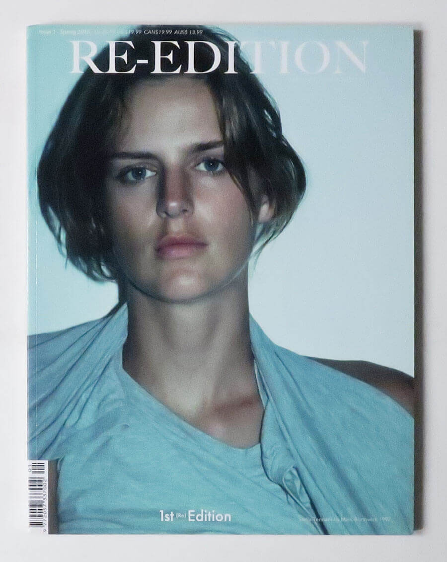 RE-EDITION (Art-Photography-Fashion) Issue 1 Spring 2015