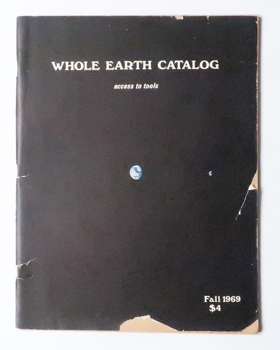 Whole Earth Catalog: Access to Tools (Fall 1969)