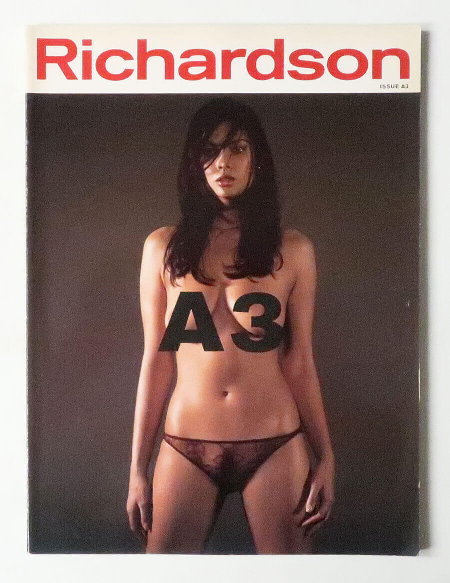 Richardson Issue A3
