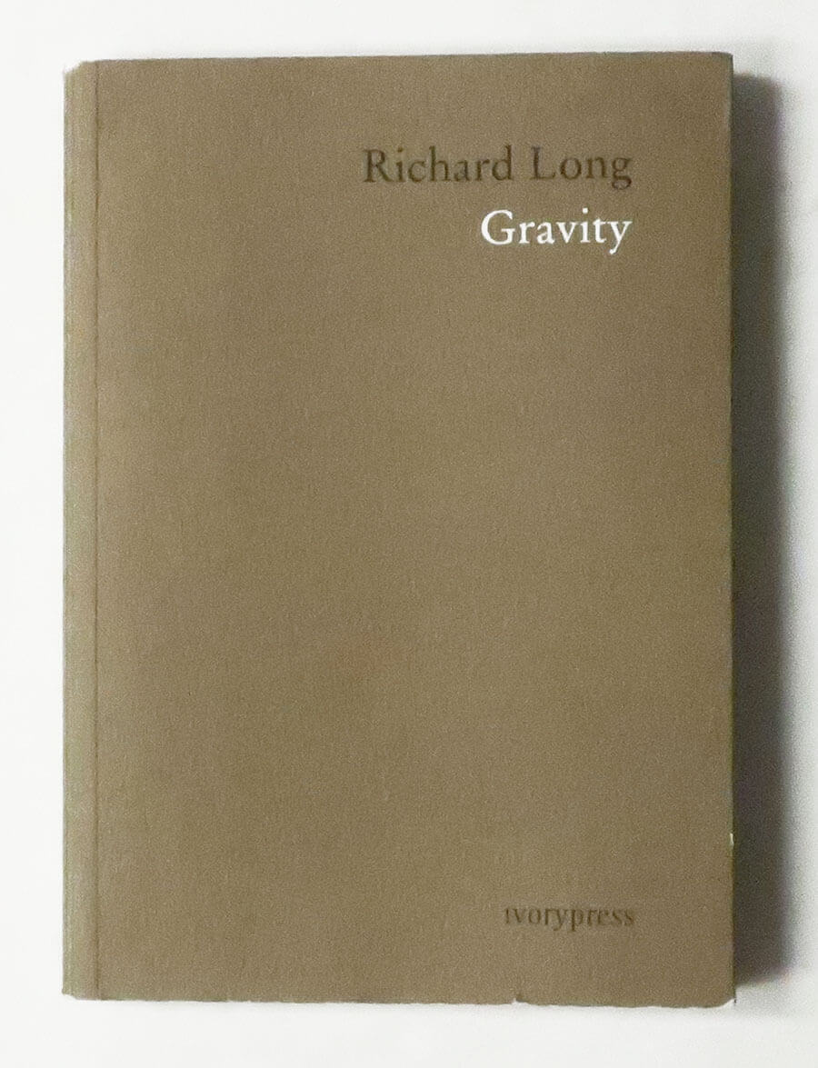 Gravity | Richard Long