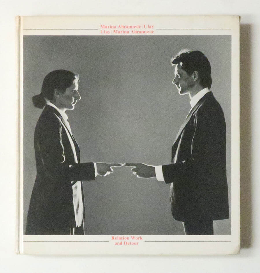 Marina Abramović and Ulay. Relation Work and Detour