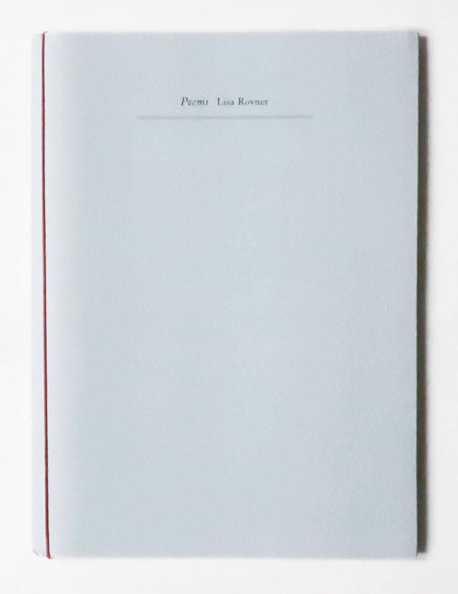 Poems | Lisa Rovner