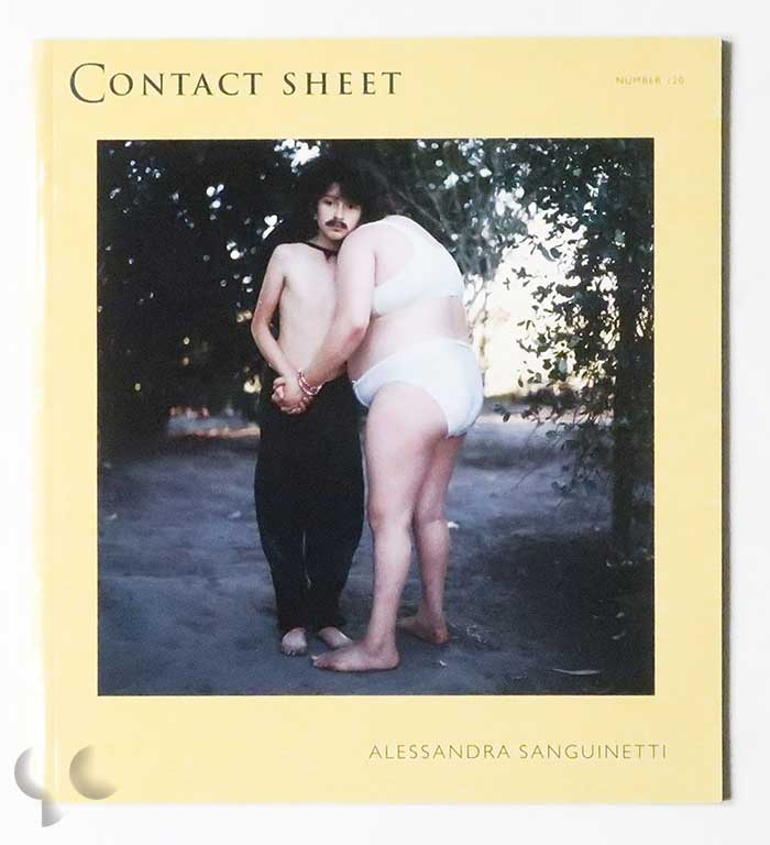 Contact Sheet Number 120 | Alessandra Sanguinetti