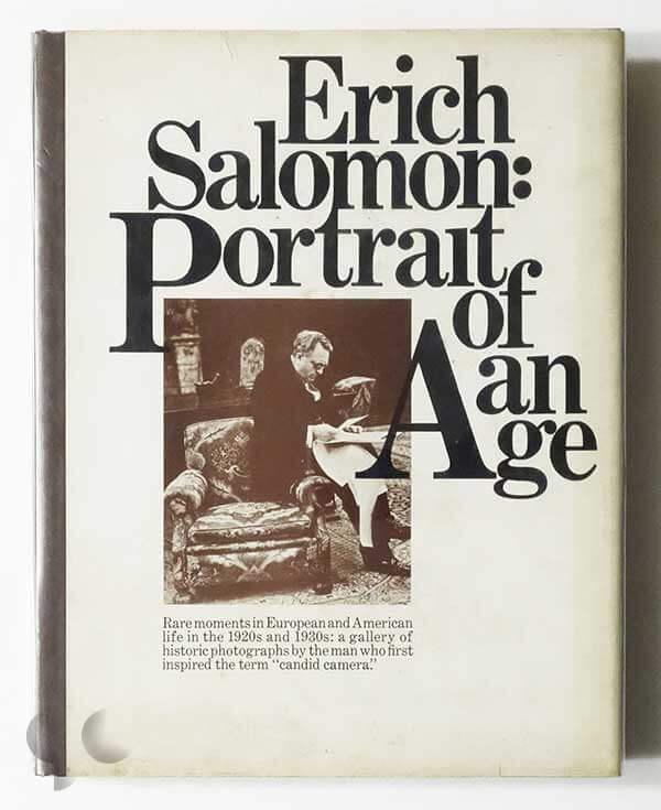 Portraits of an Age   Erich Salomon