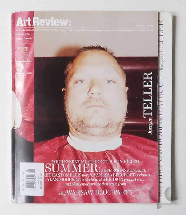 Art Review Magazine Issue 42 Summer 2010