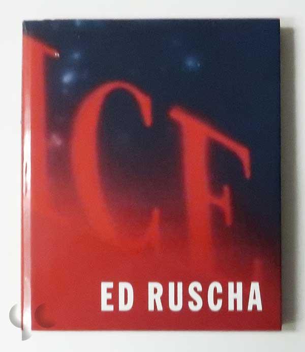 Ice   Ed Ruscha (Edward Ruscha)